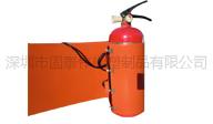 二氧化碳灭火器加热器