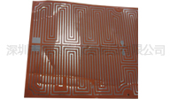 硅橡胶电热膜