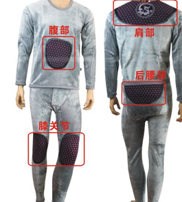 硅胶发热服装