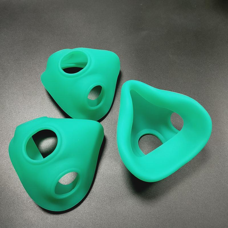 呼吸机的面罩配件
